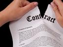 De verboden clausules van het huurcontract