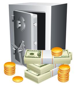 De huurwaarborg op het einde van het huurcontract