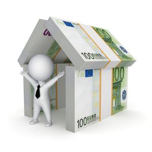 De financiële steun aan de huurder